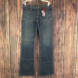 AG Jeans ADRIANO GOLDSCHMIED THE LODGE bootcut 30R
